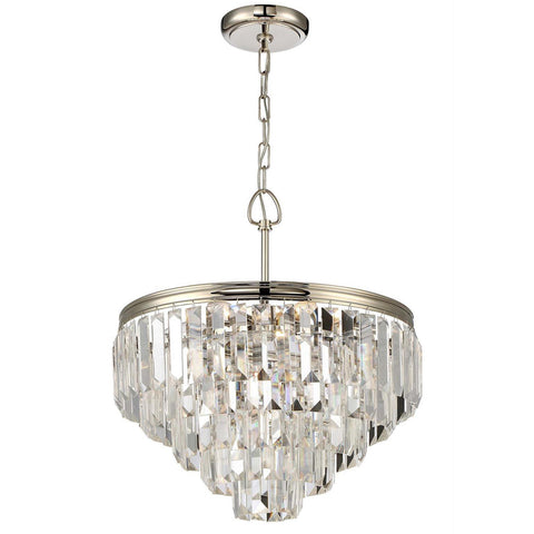 Triomphe 5 Tier Crystal Chandelier - Waterbury Design Works