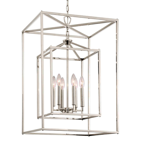 Chamonix Foyer Pendant - Waterbury Design Works