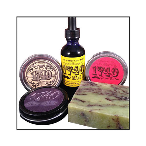 One of Everthing Package - 1740 Beard Balm