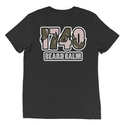 Furry Logo Tee - 1740 Beard Balm