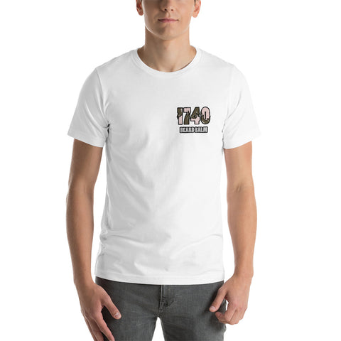 Short-Sleeve Unisex T-Shirt - 1740 Beard Balm