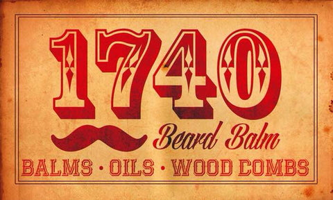 Gift Card For Your Beard - 1740 Beard Balm