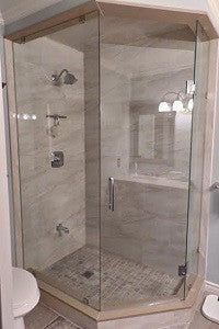 Shower Enclosure Custom Neo Angle