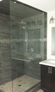 Shower Enclosure Single Panel
