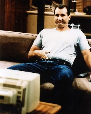 MARRIED WITH CHILDREN AL BUNDY 8x10 Color Print Photo TV Television Memorabilia