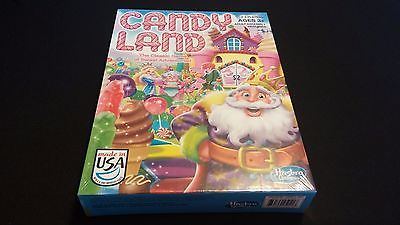 Candy Land Board Game of Sweet Adventure HASBRO