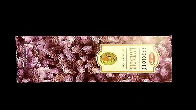 LAVENDER 25 Boxes of 8 = 200 HEM Incense Sticks Bulk Case Retail Display