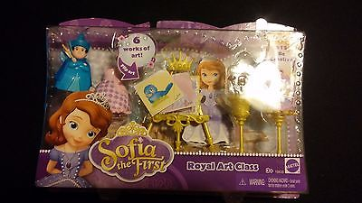 DISNEY SOFIA THE FIRST Royal Art Class #15 Be Creative