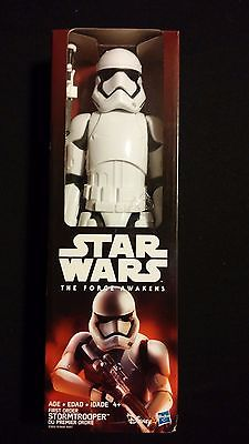 Disney STAR WARS The Force Awakens Series White Stormtrooper Doll