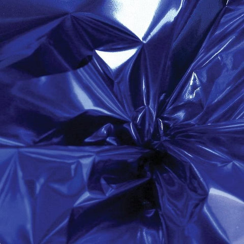 "10x ROYAL BLUE MYLAR 18"" x 30"" Sheets In Tube ~ Henna Tattoo Cones / Quilting"