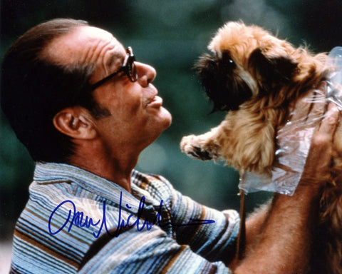 AS GOOD AS IT GETS JACK NICHOLSON 8x10 Signed Reprint Photo Movie Memorabilia