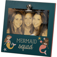 Mermaid Squad Frame