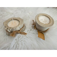 Concrete Candles