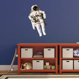 Astronaut Wall Sticker - Playroom