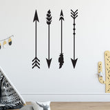 ZygoMax Large Arrow Wall Sticker Set