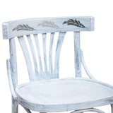 CraftStar Small Feathers Stencil - Chair