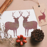 CraftStar Small Stag Craft Stencils