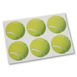 Tennis Ball Sticker Pack