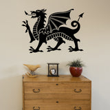 ZygoMax Welsh Dragon Wall Sticker