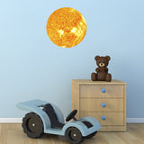 Sun Wall Sticker in Nursery