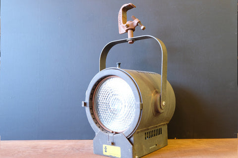Industrial Stage Lamp