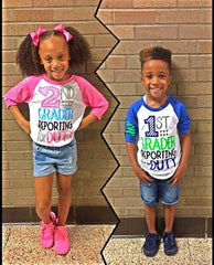 back to school unisex shirts