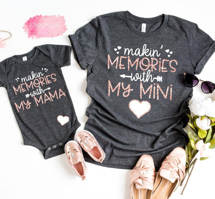 """Making Memories"" Tshirt"