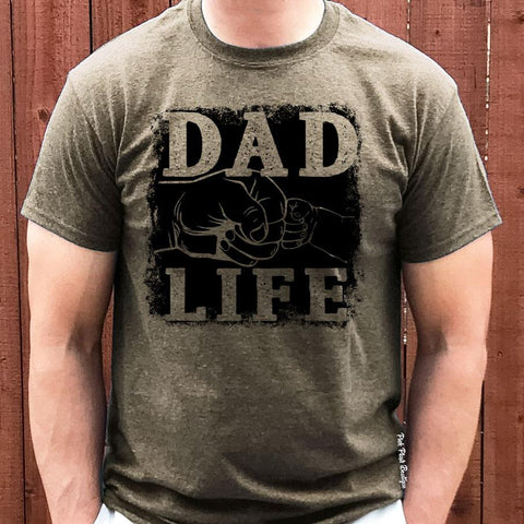 """DAD-LIFE"" Father's Day T-Shirt"