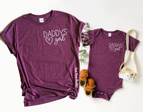 """Daddy's Girl"" Tshirt"