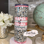 "PERSONALIZED ""Mama of Drama"" 20 oz. Tumbler"