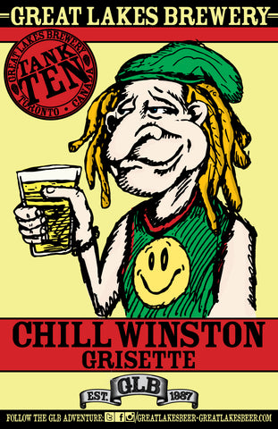 Chill Winston Poster