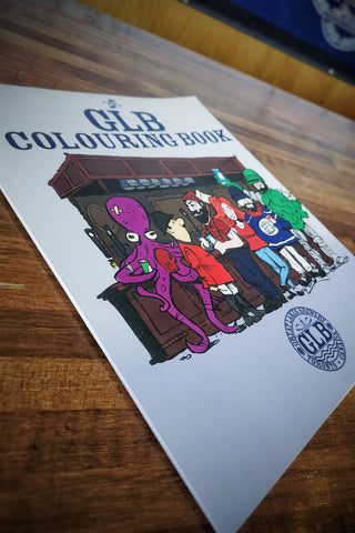 The GLB Colouring Book