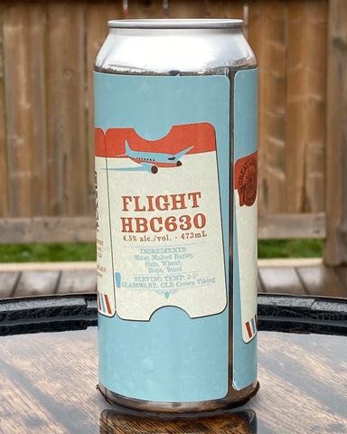 Flight HBC630 Pale Ale