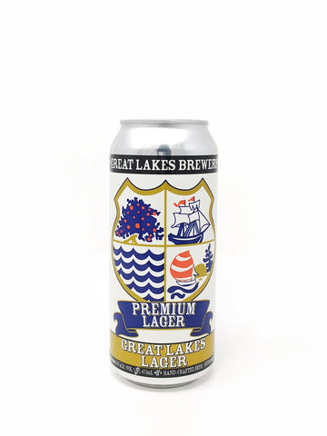 Great Lakes Premium Lager