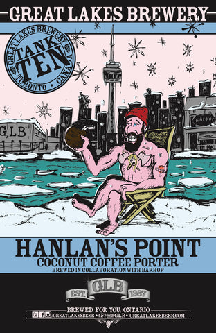 Hanlan's Point Poster