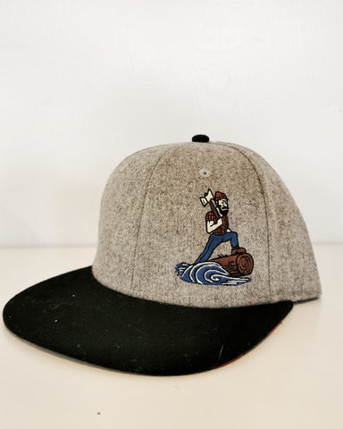 Six Panel Canuck Pale Ale Snapback