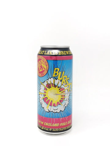 BURST! ... A New England Pale Ale