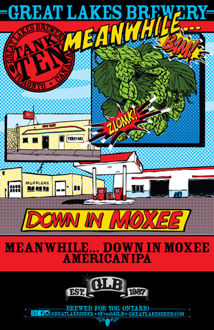 Meanwhile... Down In Moxee Poster