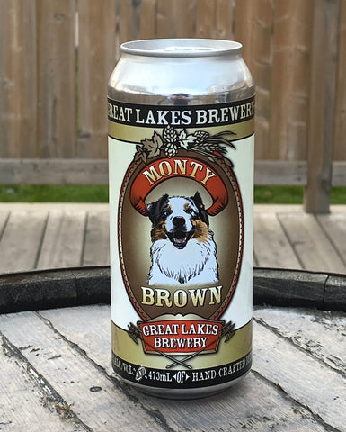 Monty Brown Ale
