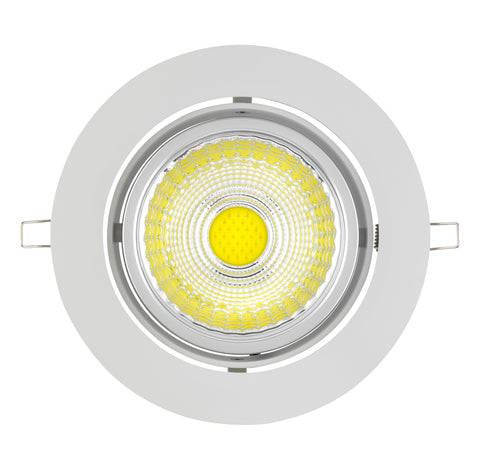 40W LED Downlight
