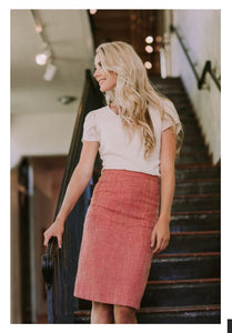 Mikarose Pencil Skirt