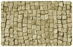 Wholesale- (2 units) Stone Square FoFlor Accent Mats