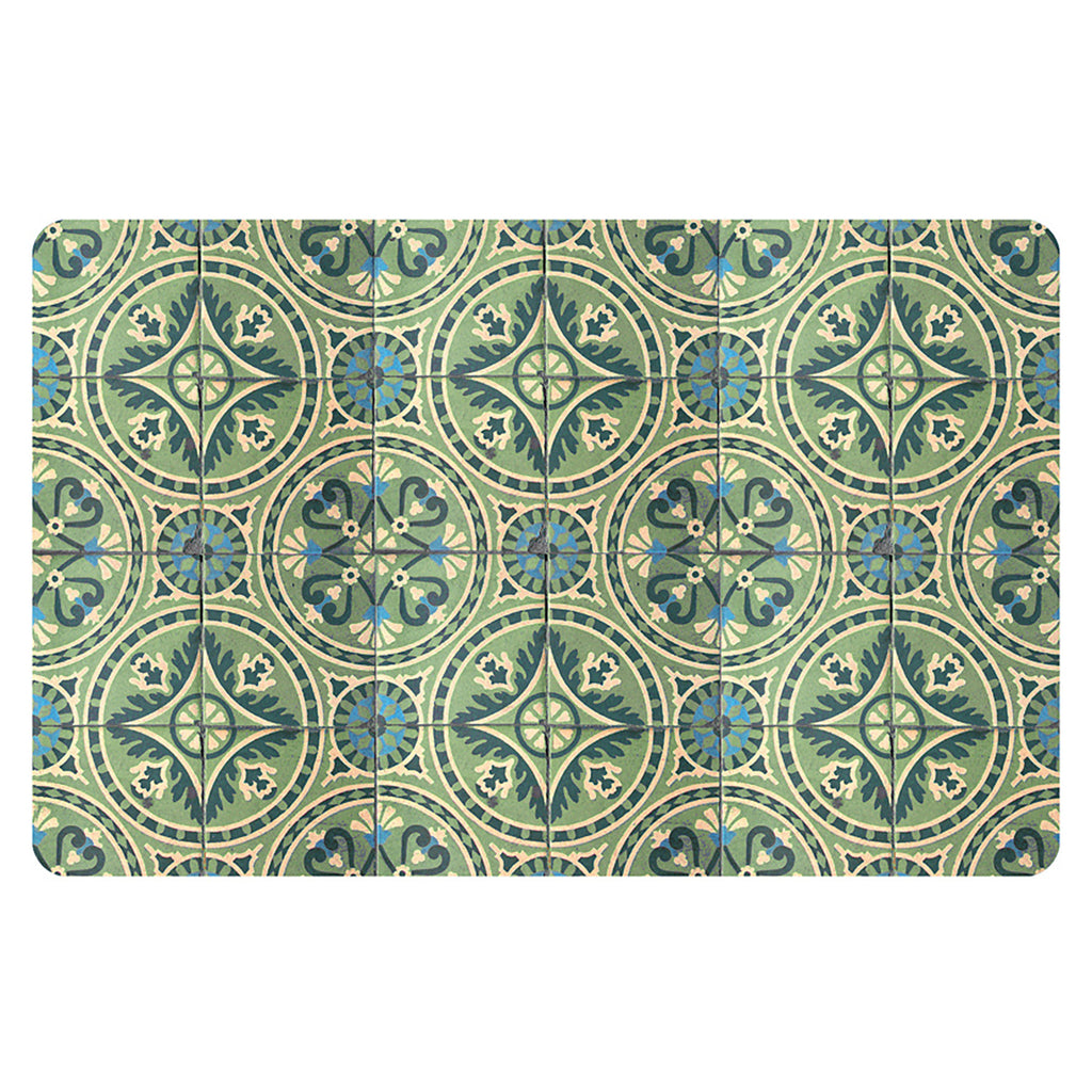 Wholesale- (2 units) Casa Green FoFlor Accent Mats