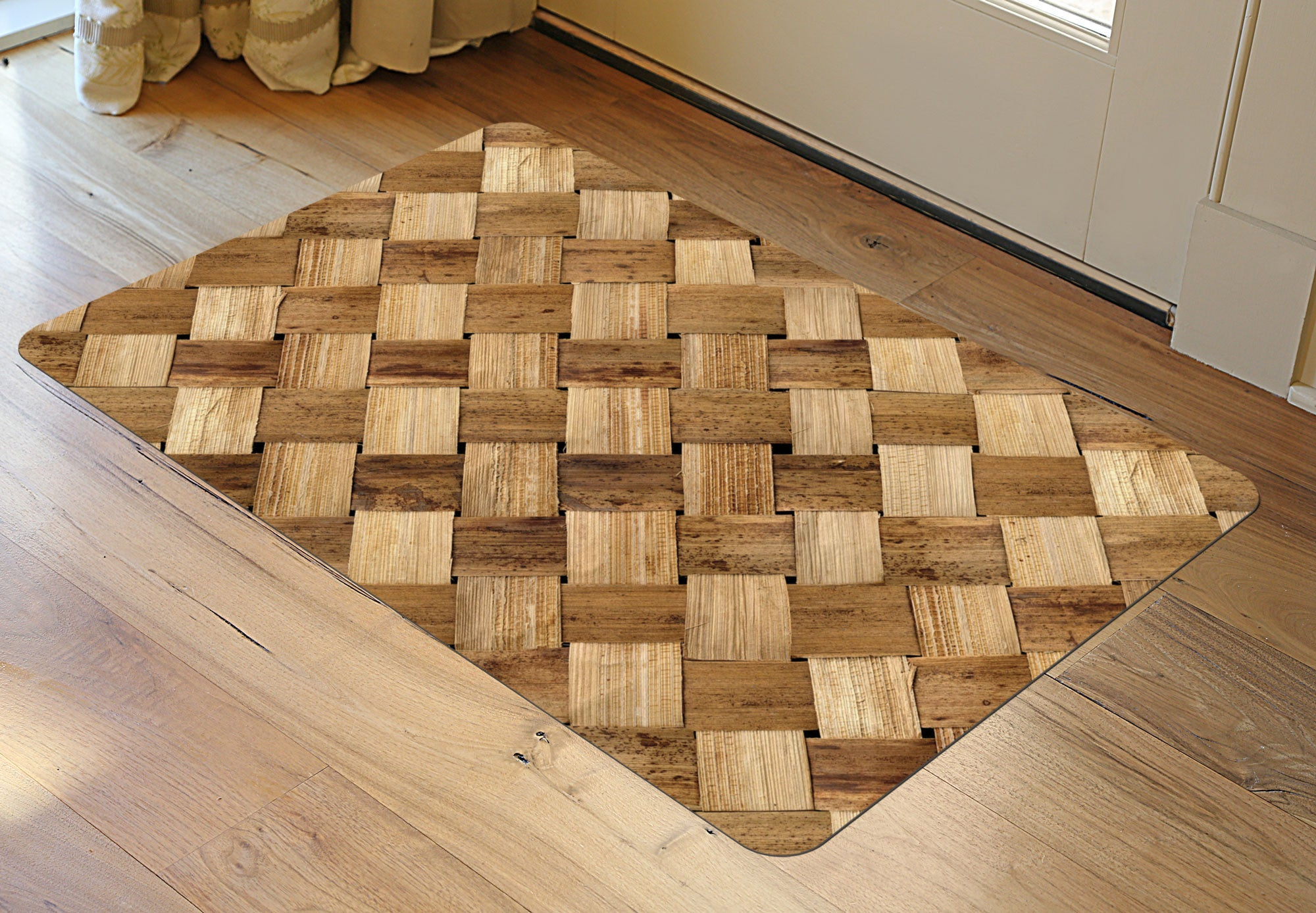 Wholesale- (2 units) Basketcase FoFlor Accent Mats