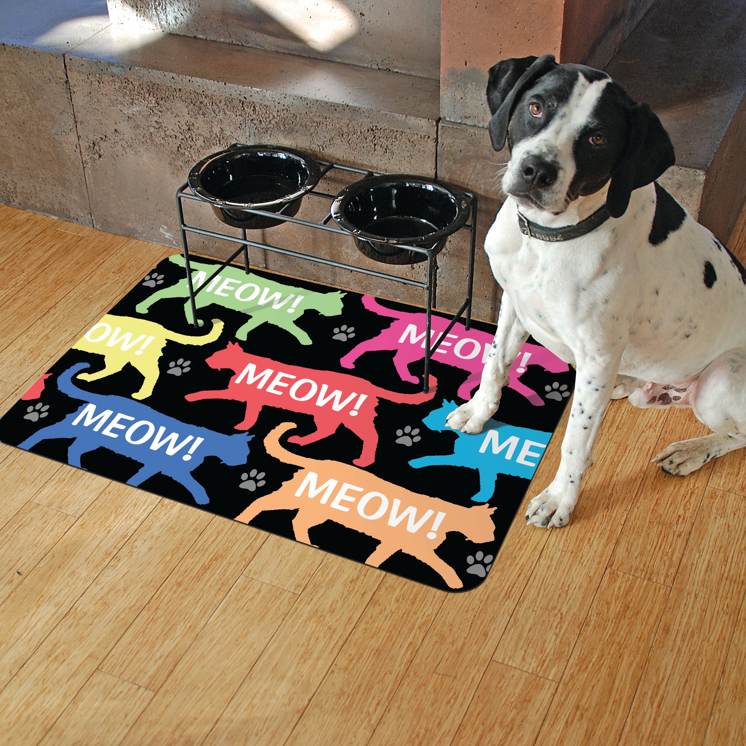 "Kitty Litter 18""x27"" Accent Mats"