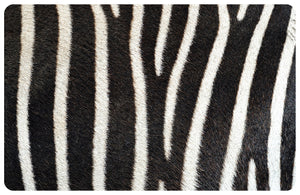 Wholesale (2 Units) Zebra Accent Mats
