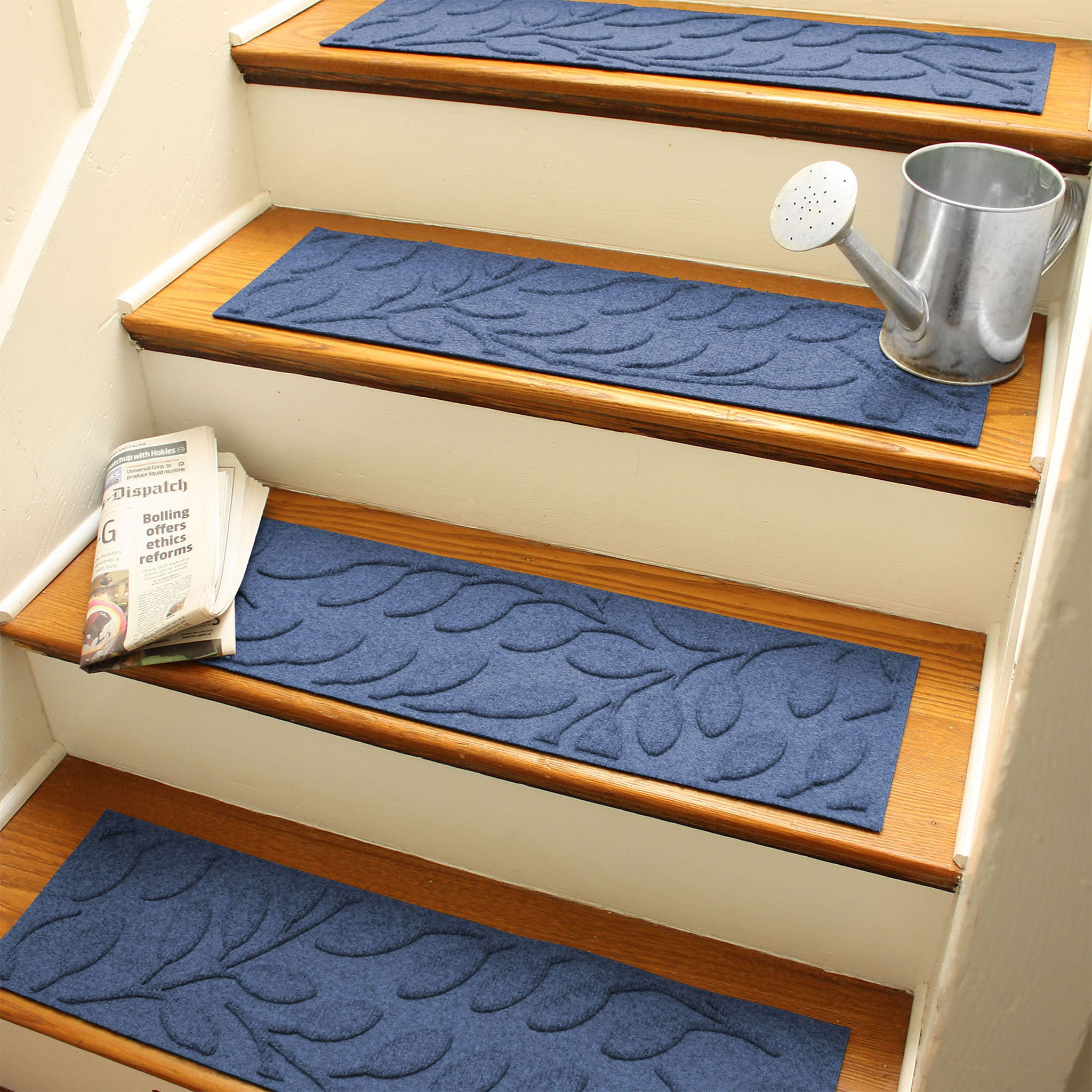 2020 WaterHog® Stair Treads - Brittany Leaf - Set of 4