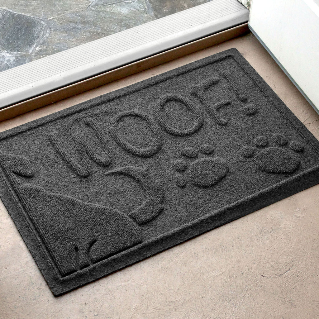 WaterHog® Pet - Wag the Dog - Indoor/Outdoor Door & Feeder Mat