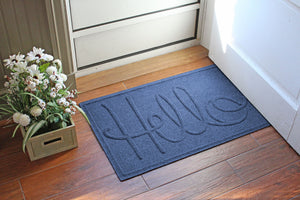 Waterhog Hello Doormat 2'x3'