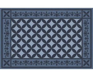 Wholesale (2 Units) FlorArt Lancaster Steel Accent Mat